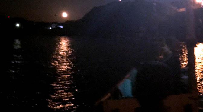 つなこボートエギングデビュー